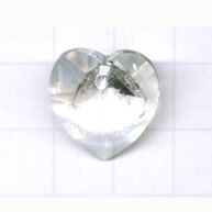 Swarovski 18mm kristal hartje kristal
