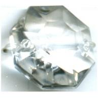 kroonluchter onderdeel 20mm kristal rond