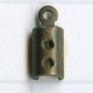 eindklemmen 2mm oudgoud rechthoek