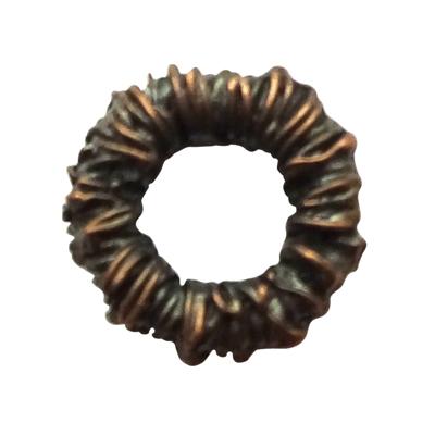 tinringen 9mm brons rond