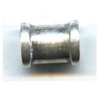 grootgatskralen 5mm oudzilver cilinder