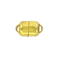 magneetsluiting 11mm goud rechthoek