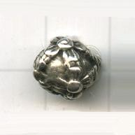 kralen 9mm oudzilver rond2 tin