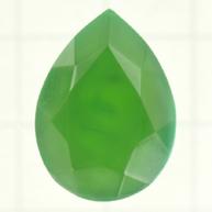 plakstenen 18mm groen druppel glas kleurnummer 62