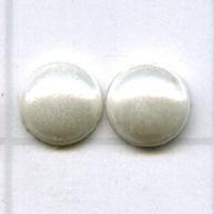 plakstenen 4mm wit rond kristal