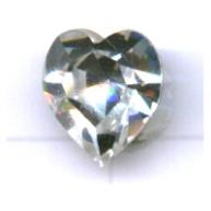stenen 11mm kristal hartje kleurnummer 0004