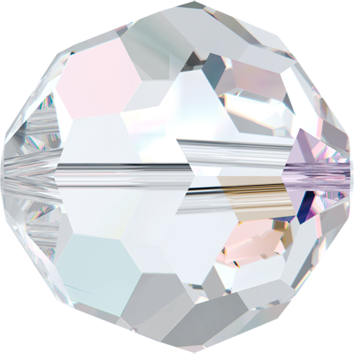 Swarovski Beads 5000 6MM crystal 001AB