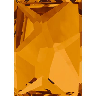 SWAROVSKI Cosmic Flat Backs No Hotfix 2520 Crystal Copper 001