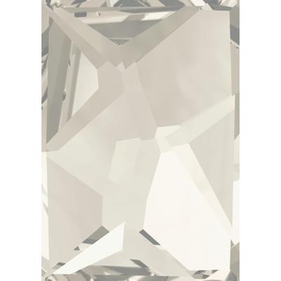 SWAROVSKI Cosmic Flat Backs No Hotfix 2520 Crystal Silver Shade 001