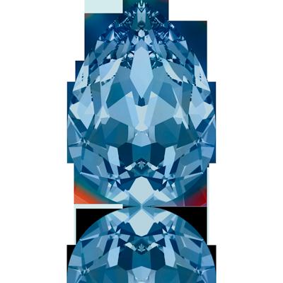 Swarovski fancy stones 10mm montana druppel
