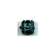 tinkralen 7mm turquoise cilinder