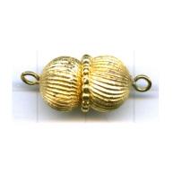 tonsluitingen 20mm goud cilinder