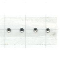 Swarovski Transfers 2mm kristal -