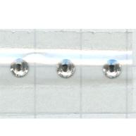 Swarovski Transfers 4mm kristal -