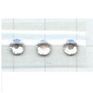 Swarovski Transfers 5mm kristal -