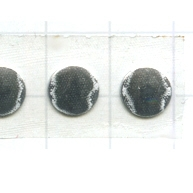 Swarovski Transfers 8mm zilver - metaal kleurnummer 92