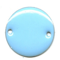 tussenzetsels 20mm blauw rond