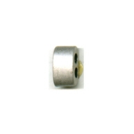 tussenzetsels 11mm zilver