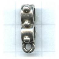 verdelers 5mm oudzilver rij tin kleurnummer 735