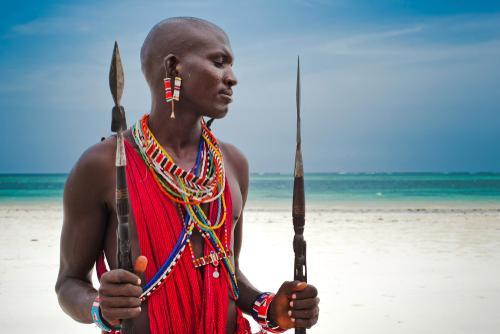 Afrikaanse kralen kopen bij kralengroothandel Glaser