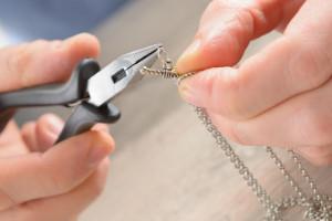 gereedschap zelf maken sieraden