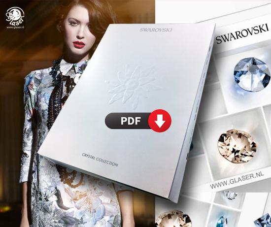 Swarovski catalogus Glaser Quality Beads
